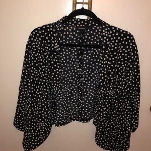 💎💎Torrid Polka Dot Blazer-Size 2 💎💎